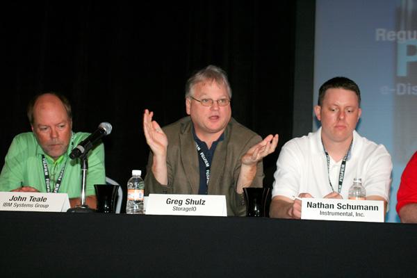 Speaker panel Q&A