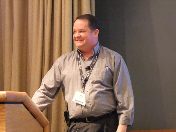 AT&T Presenting, John Menzik